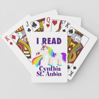 Cyn City Playing Cards