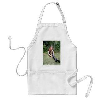 Cyndee8x10, www.cyndeeleerule.com adult apron