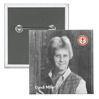 Cyndi Miller Pin