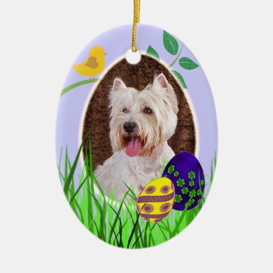 Cyndle Easter Ornament