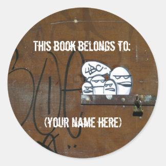 Cynical readers round sticker
