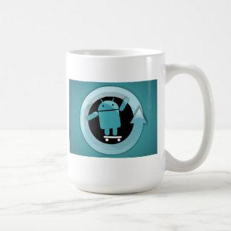 CynogenMod Classic White Coffee Mug