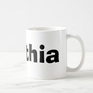 Cynthia Coffee Mug
