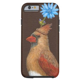 Cynthia el caso cardinal iPhone6 Funda Resistente iPhone 6