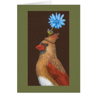 Cynthia la tarjeta cardinal