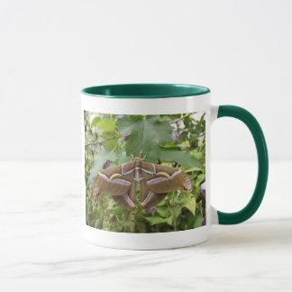Cynthia Moth Ringer Mug