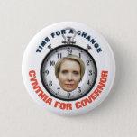 Cynthia Nixon 2018 Button