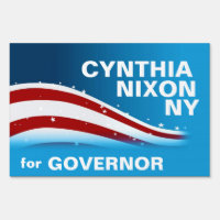 CYNTHIA NIXON for NY