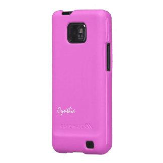 Cynthia's Samsung galaxy s2 case
