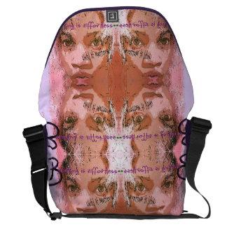 Cynt's Daughter Messenger Bag