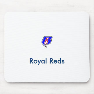 Cyo Royal Reds Under 14 Mouse Pad
