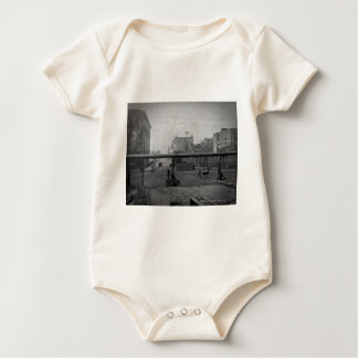 Cypress Avenue and 138th Street New York City Baby Bodysuit