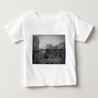 Cypress Avenue and 138th Street New York City Baby T-Shirt