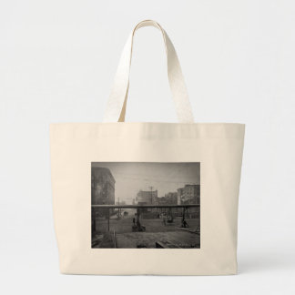 Cypress Avenue and 138th Street New York City Tote Bags