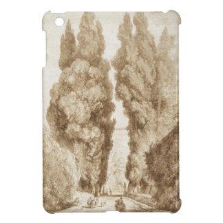 Cypress Avenue at Villa d Este Tivoli by Fragonard iPad Mini Case