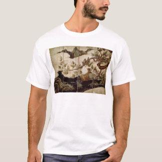 Cypress by Kano Eitoku, Muromanchi period T-Shirt