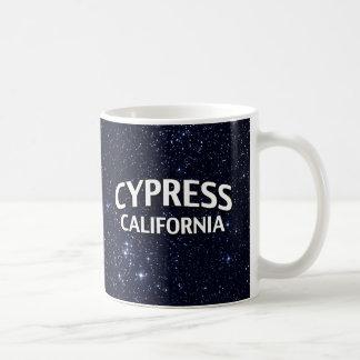 Cypress California Coffee Mugs