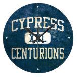 Cypress Centurions Athletics Wall Clock