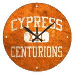 Cypress Centurions Athletics Wallclock