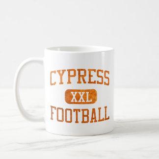 Cypress Centurions Football Coffee Mug