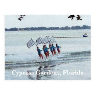 Cypress cultiva un huerto postal del esquí náutico