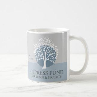 Cypress Fund Logo Mug