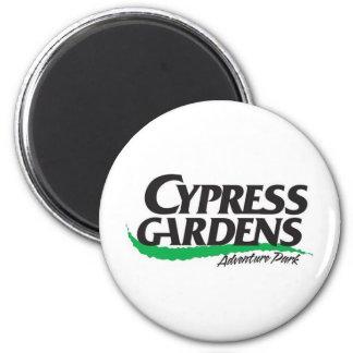 Cypress Gardens Adventure Park (2004-2008) 2 Inch Round Magnet