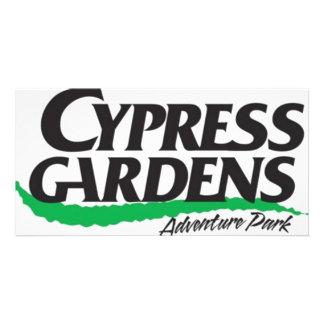 Cypress Gardens Adventure Park (2004-2008) Customized Photo Card