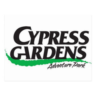 Cypress Gardens Adventure Park (2004-2008) Postcard