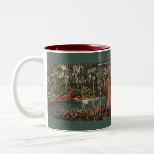 Cypress Gardens Florida Coffee Mug