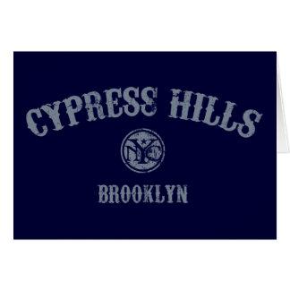 Cypress Hills Card