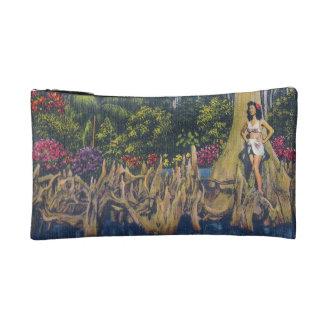 Cypress Knees in Florida Cosmetics Bags
