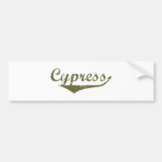 Cypress Revolution t shirts Bumper Stickers