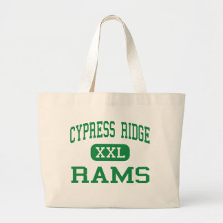Cypress Ridge - Rams - High School - Houston Texas Tote Bag