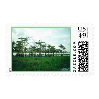 Cypress Sentries Postage