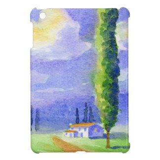 Cypress tree iPad mini cases