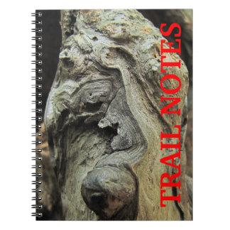 Cypress Tree Knees Notebook
