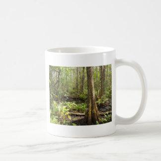 Cypress tree mug