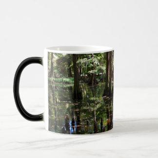 Cypress Trees Morphing Mug