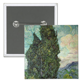 Cypresses, 1889 buttons
