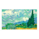 Cypresses Business Cards