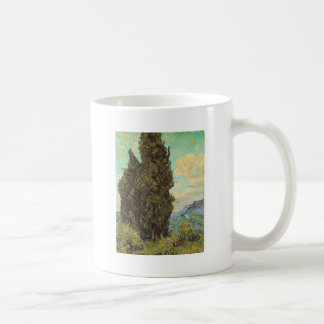 Cypresses Coffee Mugs