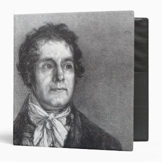 Cyprien Gaulon, 1824-5 3 Ring Binder