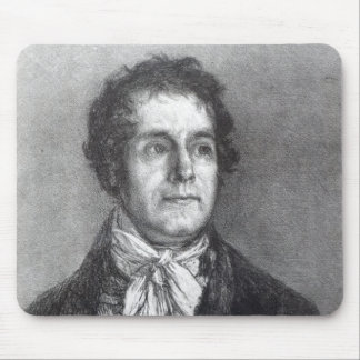 Cyprien Gaulon, 1824-5 Mouse Pad