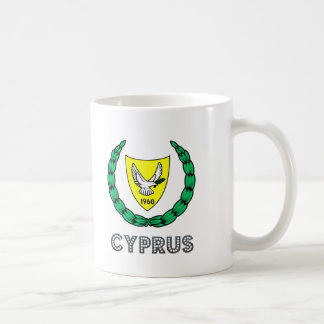 Cypriot Emblem Coffee Mugs