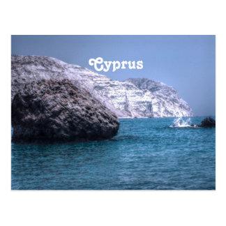 Cyprus Coast Postcard