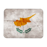 Cyprus; Cypriot Flag Magnet
