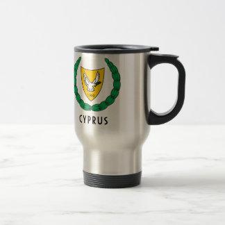 CYPRUS - emblem flag coat of arms symbol europe Mugs