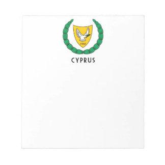CYPRUS - emblem flag coat of arms symbol europe Scratch Pad