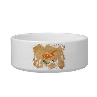 Cyprus Flag Bowl